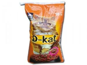 D-Kat Cat Food