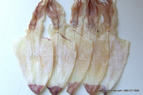 Dried Splendid Squid (Hang)