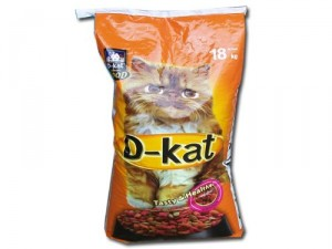 D-Kat Cat Food