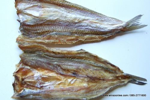Dried Snake-head Fish ( Splitted )